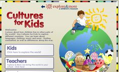 Cultures for kids