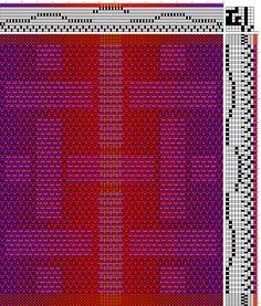 Studio Stories: Mighty Mug Rugs Weaving Designs, Weaving Projects, Weaving Patterns, Tile Patterns, Inkle Loom, Loom Weaving, Woven Scarves, Weaving Textiles, Chart Design