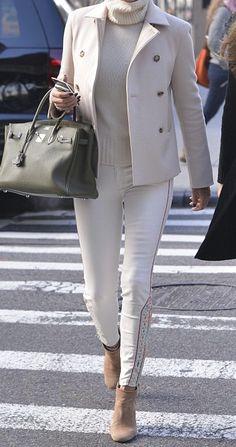 Yolanda Foster, Nueva York