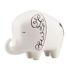 kate spade | woodland park elephant bank