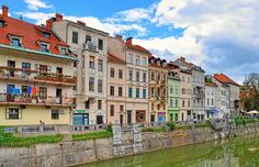 I lived in Stari Trg - around the corner. I hihgly recommend a visit to Ljubljana, Slovenia Slovenia Ljubljana, Long Way Home, Travelogue, Montenegro, Ecology, Croatia, Places To See, Sustainability, Europe