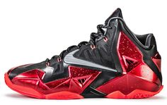 "Releasing in Europe: Nike LeBron XI ""Away"""