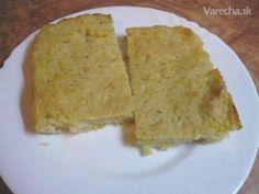 Zemiakový chlebík špaldový - Recept