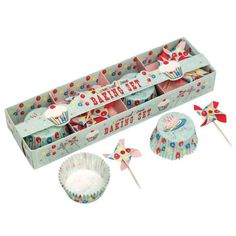 Carnival Time Baking Set by dotcomgiftshop