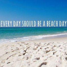 Chaque jour devrait être un jour de plage !