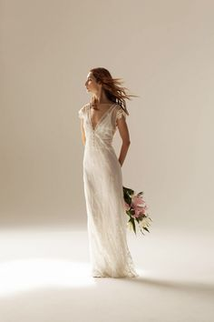 RUBICON LACE WEDDING DRESS