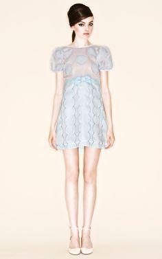 Shop Rosi Dress by Vivetta for Preorder on Moda Operandi