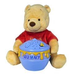 Cloud b Disney Baby Winnie the Pooh Dreamy Stars Soother for only $18.99 You save: $13.01 (41%)