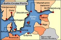 Best Baltic Cruises - Ranked by cruise authority Howard Hillman