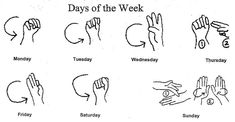 A sign language which is also known as signed language is a language which uses manual communication, body language and lip movements instead of sound to express meaning. The sign language is the one simultaneously combining hand move Sign Language Chart, Sign Language Phrases, Sign Language Interpreter, Sign Language Alphabet, Learn Sign Language, Asl Colors, Learn Asl Online, British Sign Language, Spanish Language
