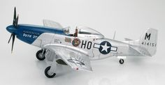 "Hobby Master 1:48 North American P-51D Mustang ""Petie 2nd"", USAAF"