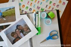 Help Your Child Create a Family Journal! What would your child add to their journal?