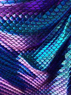 Brand New Material Turquoise Purple Iridecent Mermaid fish Fabric Sold by the Yard [ Bows, Mermaid Tails, Leggings, and ect. ] Not washable Holo Wallpapers, Holographic Wallpapers, Mermaid Wallpapers, Pink Wallpaper, Wallpaper Backgrounds, Iphone Wallpaper, Turquoise And Purple, Pink Blue, Knitting Blogs