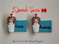 Customized Profession Pins  MADE TO ORDER by DeemakTwins on Etsy