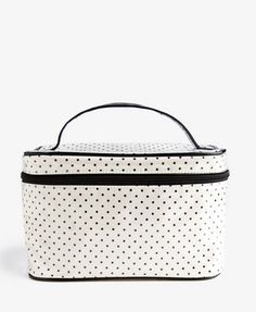 Polka Dot Cosmetic Bag | FOREVER 21 - 1050750780
