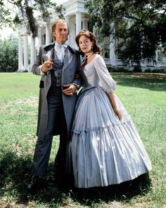 NORTH AND SOUTH BOOK II - David Carridine and Lesley Anne Down