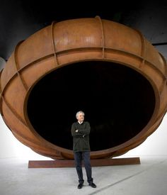 Cave by Anish Kapoor
