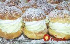 Bombastické veterníky lenivej gazdinky: Toto cesto zvládne pripraviť každý, je fantastické! High Sugar, Doughnut, A Table, Recipies, Cheesecake, Muffin, Food And Drink, Bread, Cookies