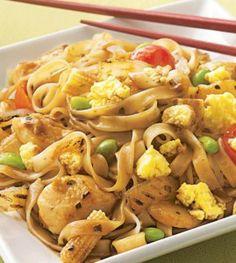 Recipe For  Asian Drunken Noodles