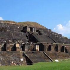 VIDEO: Ancient Mayan Calendars: El Salvador's Ruins of Tazumal