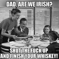 We compile the best 25 funny Irish Memes just for you. Irirsh mems goes viral very quickly. Bernie Sanders, Memes Humor, Beer Memes, Saint Patrick's Day, Funny Quotes, Funny Memes, Drunk Quotes, Funny Phrases, Funniest Memes