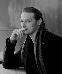 "outlander-news: ""Sam Heughan photographed by John Devlin """