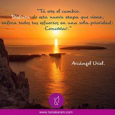 ❤ #ArcángelMiguel #TaniaKaram #Dios #mensajes #Ángeles #Arcángel #ArcángelUriel Wild Spirit, Baby Knitting Patterns, Reiki, Cool Words, Angkor, Prayers, Lord, Mindfulness, Wisdom