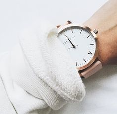watch, accessories, tumblr, fashion // pinterest and insta → siobhan_dolan