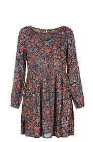 PAISLEY GYPSY DRESS