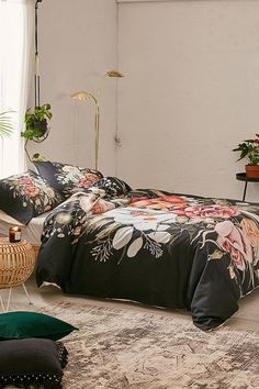 Shop Shealeen Louise For Deny Roses And Poppies Bouquet Duvet Cover at Urban Outfitters today. Poppy Bouquet, Duvet Covers Urban Outfitters, Toddler Girl Bedding Sets, Luxury Bedding Collections, Duvet Bedding Sets, Home And Deco, Bed Covers, Pillow Covers, Home Decor Accessories