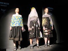 GSA Fashion Show 2014 Elinor Mccue Glasgow
