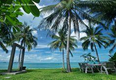 Sit back and enjoy the views at Baan Asan