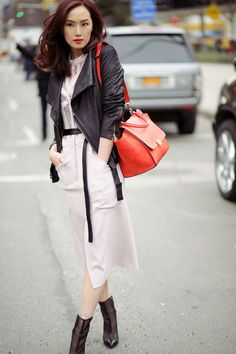 Chriselle Lim | Belts