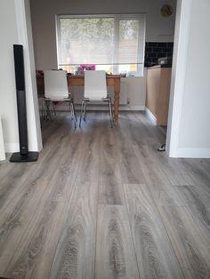Here we see Classic 7mm Bardolino #Oak Grey Laminate after being installed! For more information visit: https://www.egger.com/shop/en_GB//Decors-Flooring/1019178-ELFC-060-730-H1056-43/p/1019178