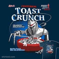 Centurion Toast Crunch