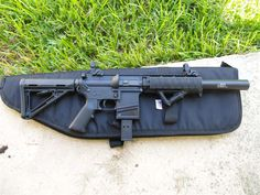 AR-15 9mm Pistol