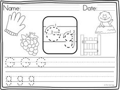 Handwriting Practice Letter Pages Pencil Grip, Letter Formation, Beginning Sounds, Handwriting Practice, Student Work, Writer, Letters, Reading, Desk