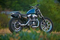 Harley-Davidson 1200 Sportster 'EZXL' by Biltwell