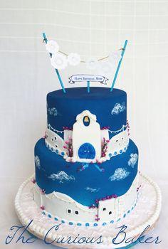 Mamma Mia Birthday Cake Cake Decorating Birthday Cake