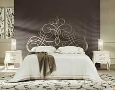 wrought iron bed Furniture, Diy Bedroom Decor, Bedroom Furniture, Bed, Bed Frame, Bedroom, Gothic Bed, Wrought Iron Beds, Iron Bed