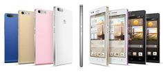 gadgets beta: Huawei Ascend G6 specifications