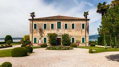 Villa sul Lago di Como.