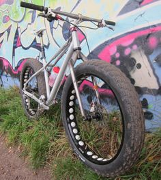 One One fat bike prototype. If available it could be my fall project. #fatbike #bicycle