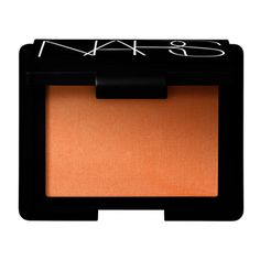 NARS Blush, Taj Mahal | Beauty.com i thought this would show up ORANGE on me - but it is actually a beautiful pink with a hint of warmth and gold flecks. LOVE.