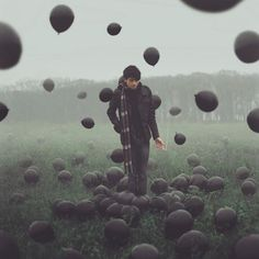 Surreal Photography by Kyle Thompson