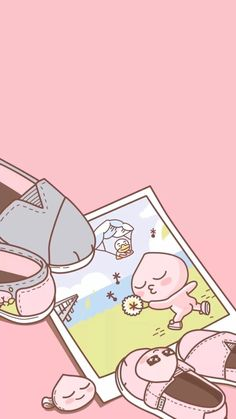 • KaKao Friends 복숭아 리틀 어피치 모음.❤️ 배경화면/잠금화면 : 네이버 블로그 Peach Wallpaper, Cute Pastel Wallpaper, Cute Anime Wallpaper, Cute Wallpaper For Phone, Aesthetic Pastel Wallpaper, Cute Cartoon Wallpapers, Animes Wallpapers, Tumblr Wallpaper, Simple Wallpapers