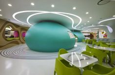 Nhow Hotel Berlin Designed by Karim Rashid