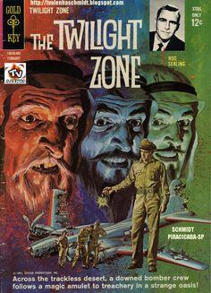 ALÉM DA IMAGINAÇÃO (THE TWILIGHT ZONE) Nº 06 Classic Comic