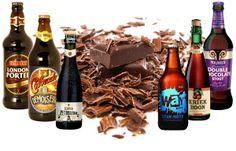 Harmonização de Cerveja e Chocolate