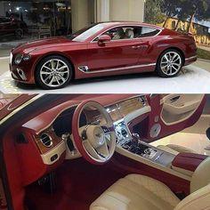 Bentley Continental GT #BentleyContinentalGTSpeed Bentley Auto, Maserati, Supercars, Vw T3 Doka, Mercedes Auto, Bentley Continental Gt Speed, Gt Continental, Top Luxury Cars, Luxury Auto